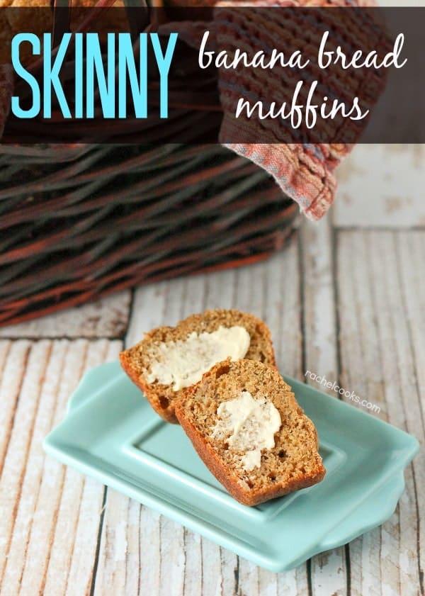 skinny banana bread muffins by rachel gurk epicurious community