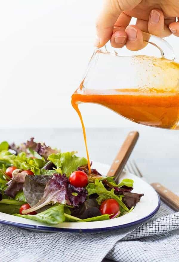 Carrot Vinaigrette Salad Dressing with Chili Powder and Cumin  Rachel Cooks