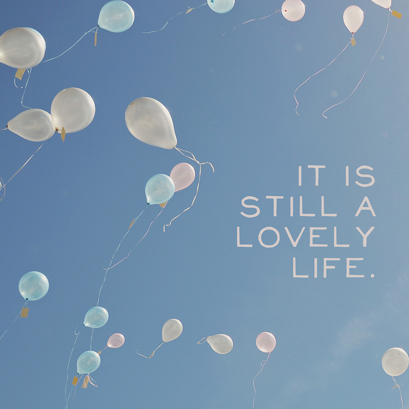 Beautiful Quotes Wallpaper For Facebook There Is Just Something About A Balloon Release Sesame