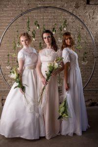 Modest Wedding Dresses - Rachel Elizabeth Designer Bridal ...