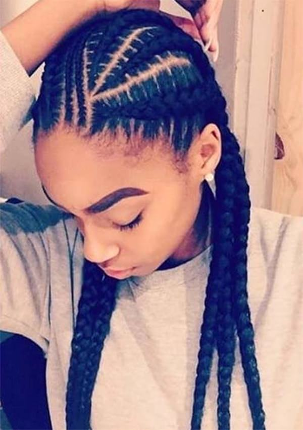 Image result for what are goddess braids