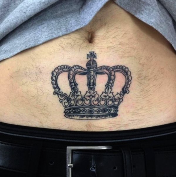 Crown Tattoo Ideas For Men