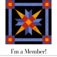 Prairie Star Quilters Guild Member