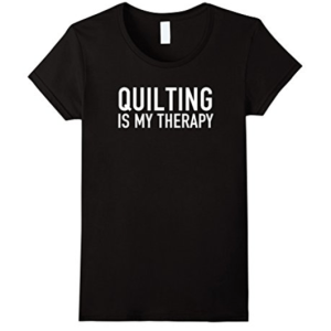 Shirt-Quilting Therapy