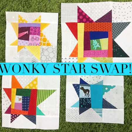 wonky star sample