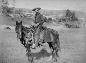Photograph of American Cowboy