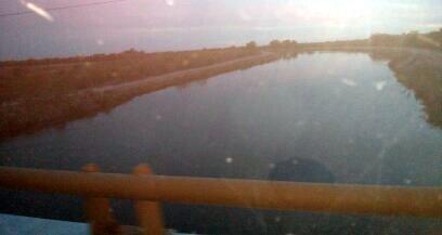 Obregon canal