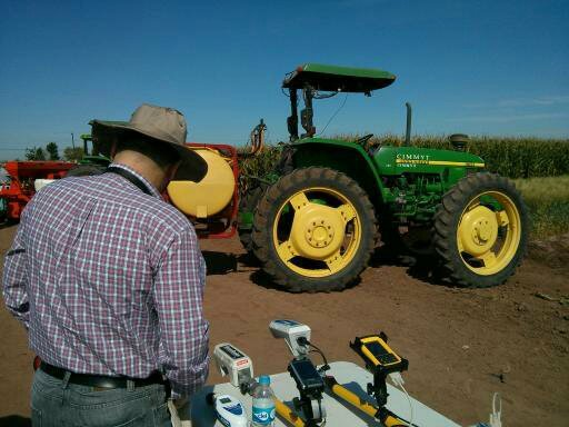 Machines for precision agriculture