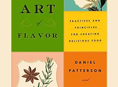 Reading and Pondering: The Art of Flavor