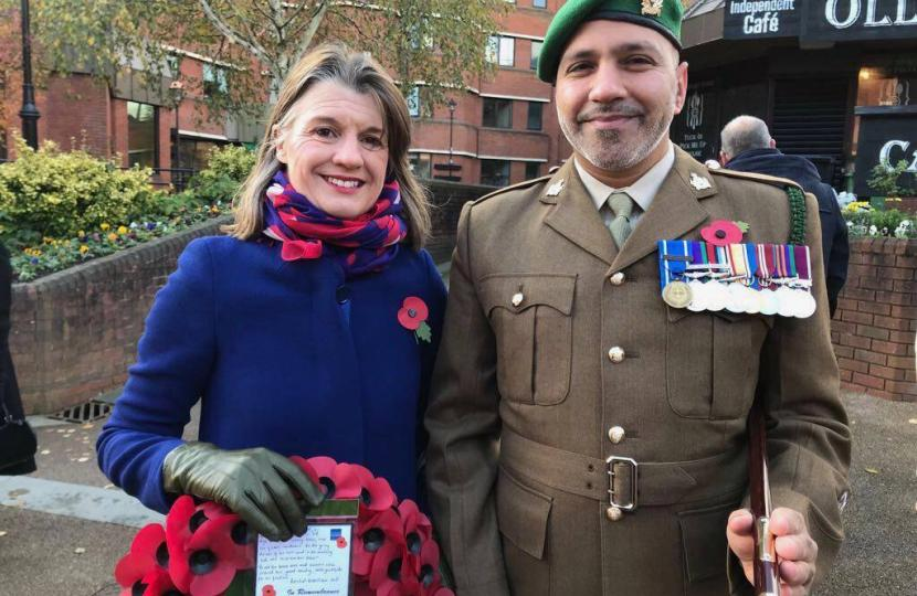 Rachel backs calls for a statute of limitation to protect veteran soldiers