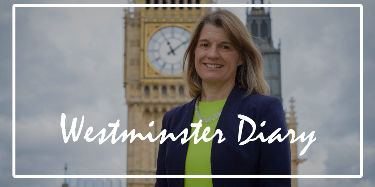 Westminster Diary – 12 January 2018
