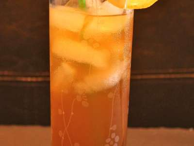 Don't Judge Me Mondays: Spring Pimm's Cup