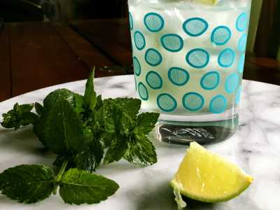 Don't Judge Me Mondays: Coconut Mojito