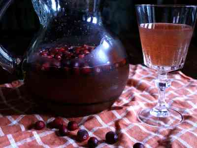 Don't Judge Me Mondays: Cranberry Celebration Punch