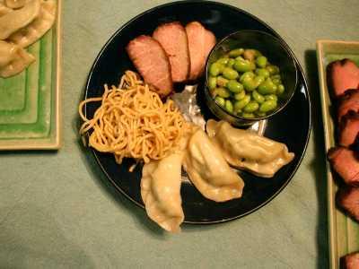 Lunch Goals: Asian theme