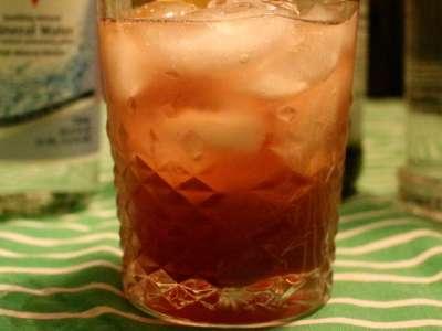 Don't Judge Me Mondays: Pomegranate Spritzer