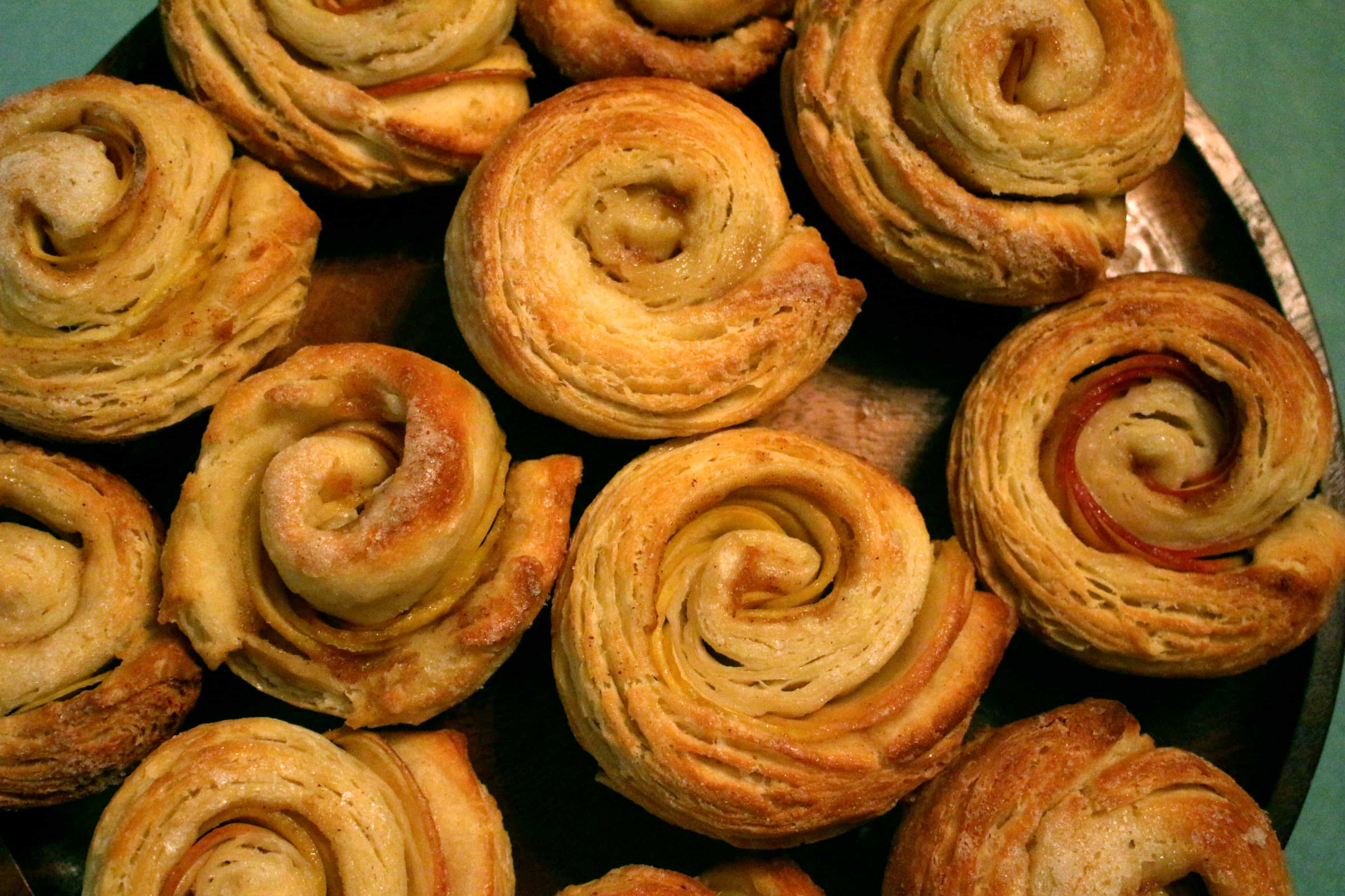 Apple Biscuit Pinwheels