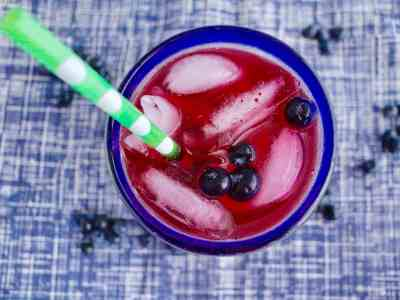 Don't Judge Me Mondays: Blueberry Lemonade