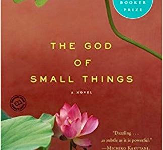 Book Club- The God of Small Things