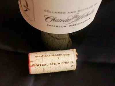 Don't Judge Me Mondays: Chateau Ste. Michelle 50th Anniversary Cabernet