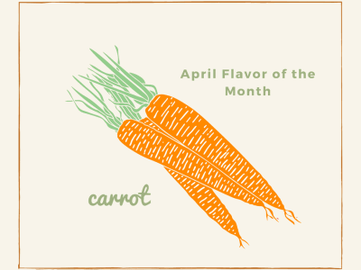 Flavor of the Month: Carrot