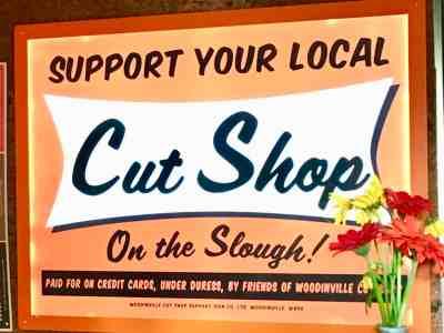 Rachel's Food Tourism: Cut Shop