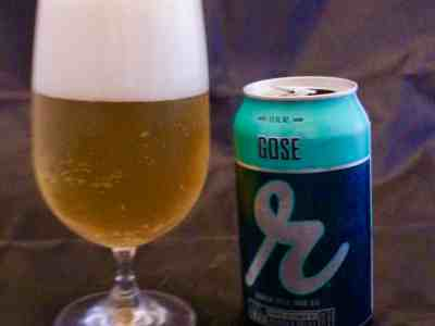 Don't Judge Me Mondays: Reuben's Brews Gose