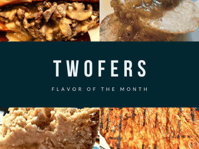 Flavor of the Month Summary: Twofers!