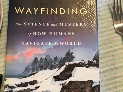 Book Club- Wayfinding