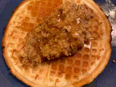 Rachel's Food Tourism: Fat's Chicken & Waffles