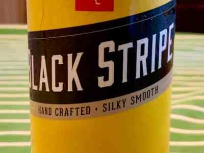 Metier Black Stripe Coconut Porter