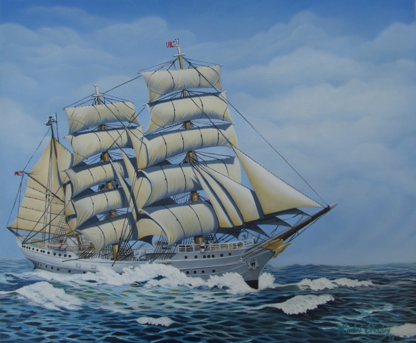 The Eagle, United States Coast Guard Tall Ship