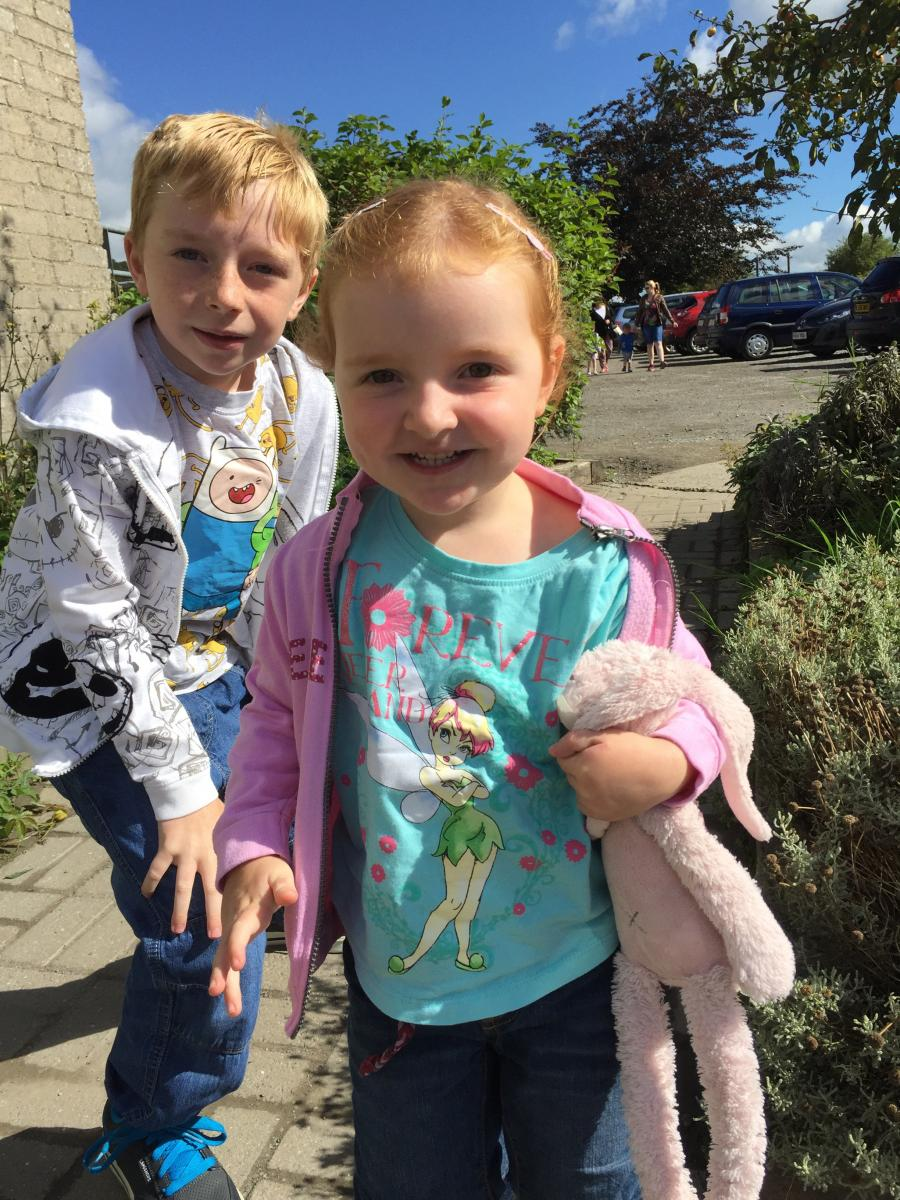 #LivingArrows – A Day Out At Greenlands Farm Village