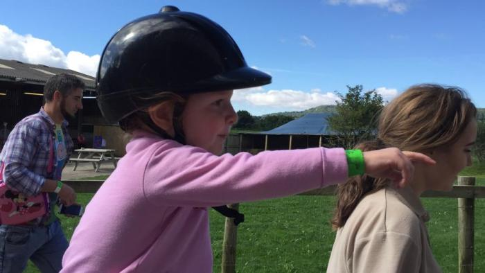A Day Out At Greenlands Farm Village