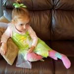 #MySundayPhoto - Tinkerbell Takes Time Out