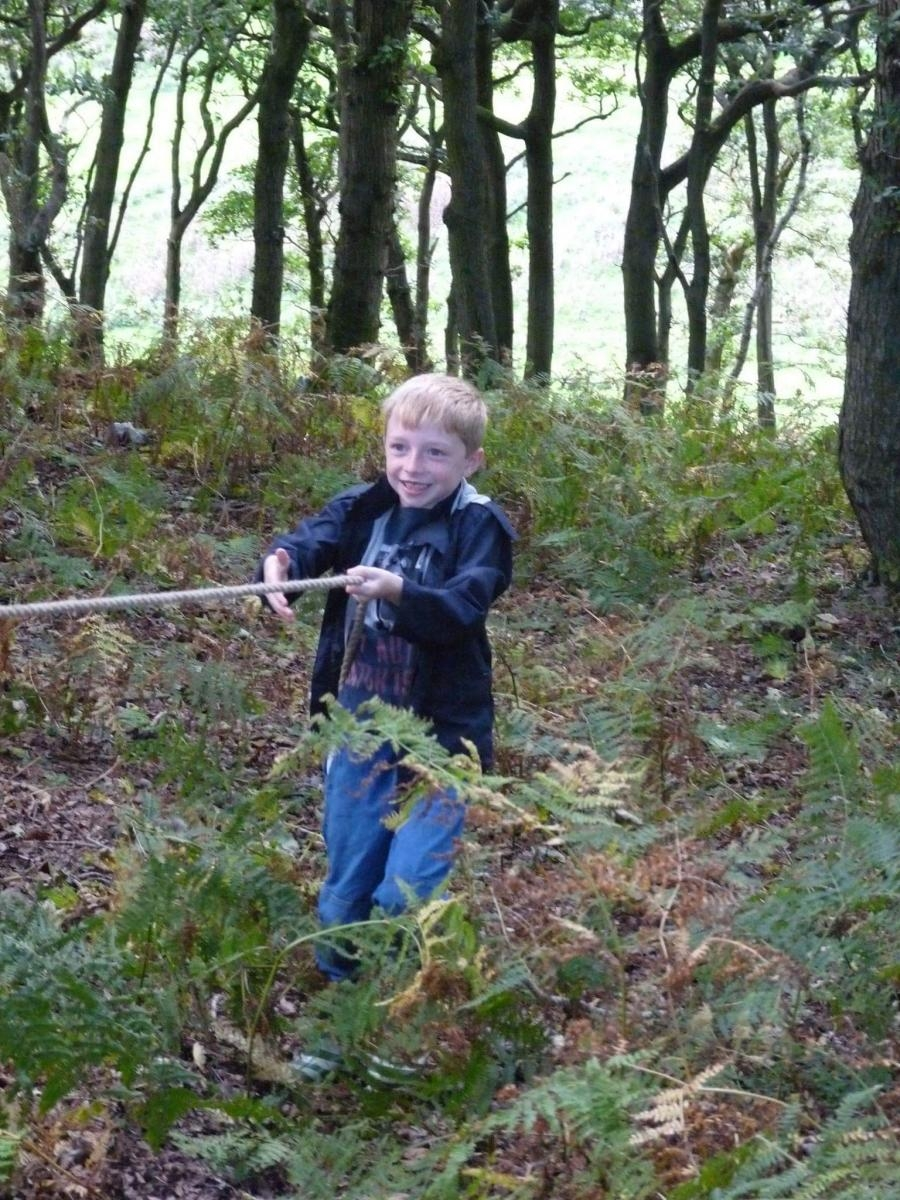 #MySundayPhoto – Forest School Fun