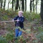 #MySundayPhoto - Forest School Fun