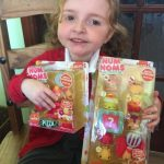 #MiniChefs With Num Noms - Review & Marshmallow Toffee Krispy Cake Recipe