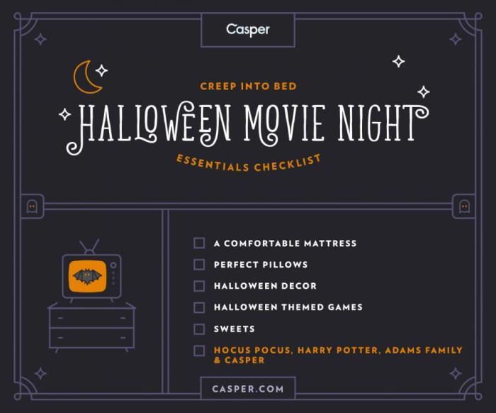 Five Favourite Kid Friendly Halloween Movies