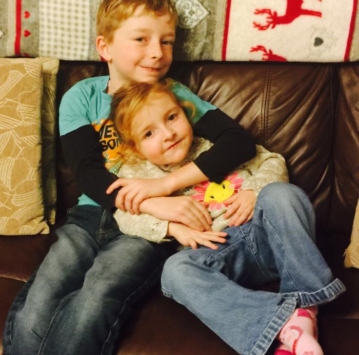 #LivingArrows - Snuggling On The Sofa After School
