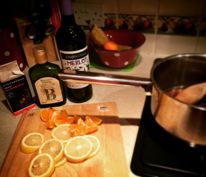 Getting Into The Christmas Spirit - How To Make Mulled Wine