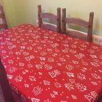 Getting Ready For Christmas With Wipe Easy Tablecloths