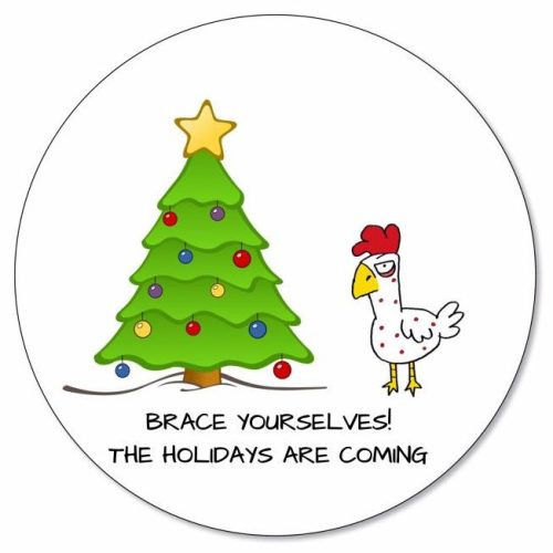 The Holidays Are Coming And Chickenpox Has Come To Roost.