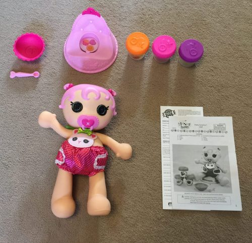 The Lalaloopsy Babies Potty Surprise Doll The Doll That Shs