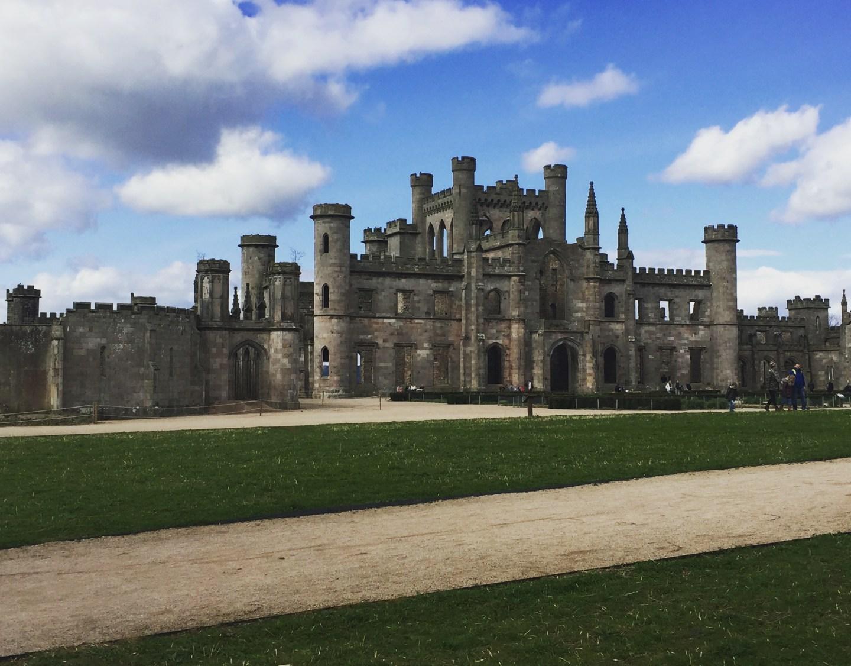 #MySundayPhoto - Lowther Castle