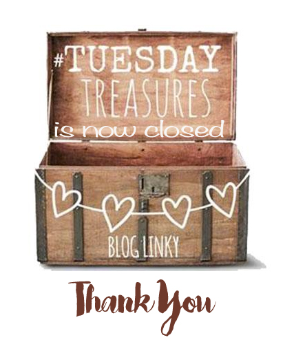 #TuesdayTreasures – Time To Step Off The Ship