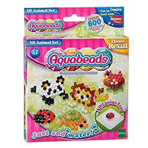 Getting Crafty With The AquaBeads 3D Animal Set