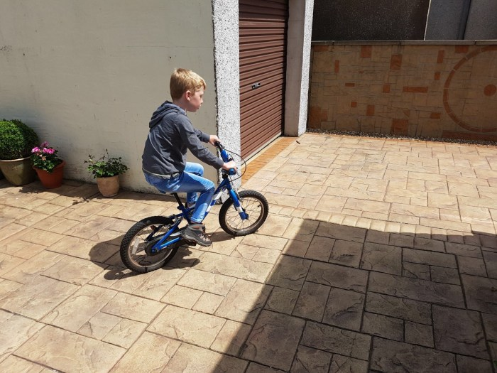 #LivingArrows Winning At Whisking & The Boy And His Bike 28/52 (2017)