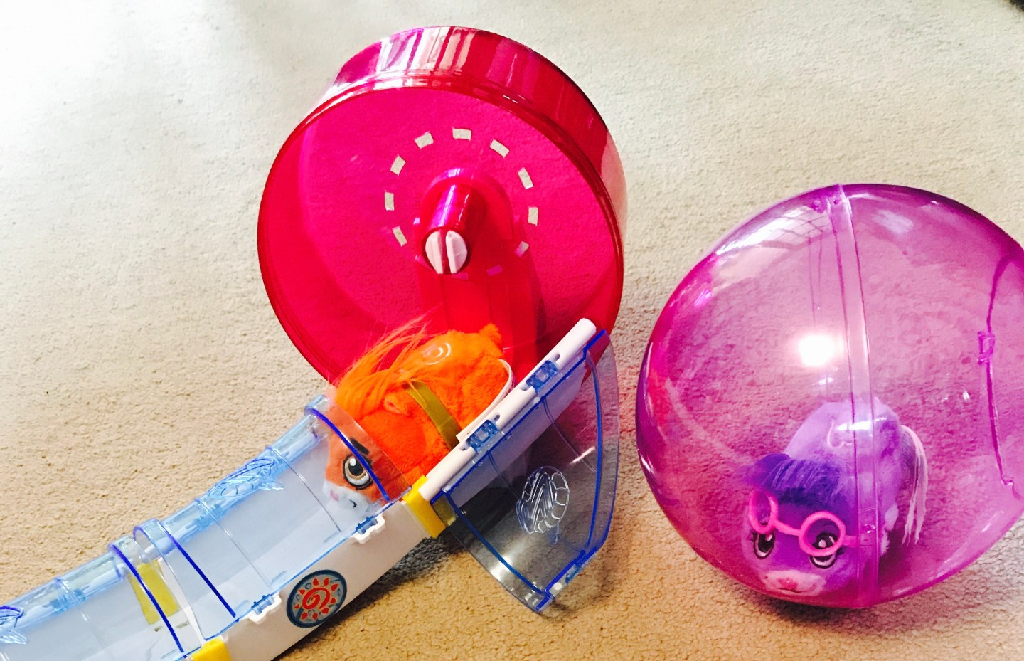 The Fast & The Furry – Zhu Zhu Pets & Accessories Review