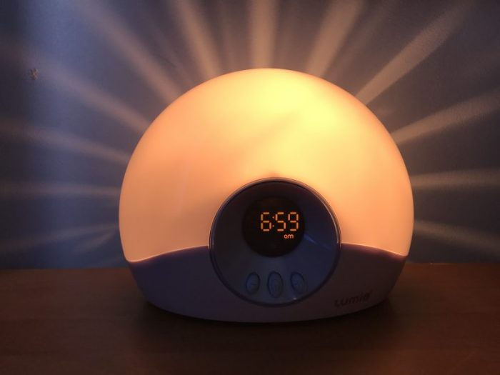 Rise And Shine With The Lumie Bodyclock